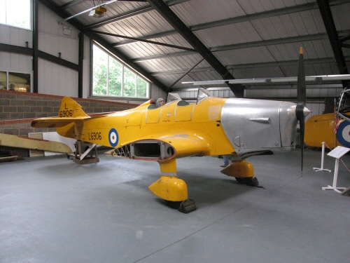 Miles M.14A Hawk Trainer 3 (Magister)